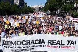 Indignados Madrid