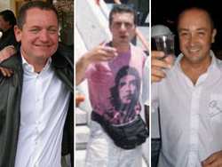 Italianos acusados en Cuba