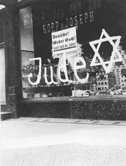 Tienda en la Alemania nazi