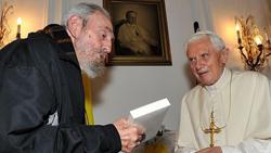 Papa Fidel Castro