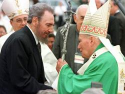 Juan Pablo II Castro