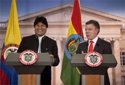 Evo Morales Santos