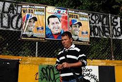 La triple herencia de Hugo Chávez