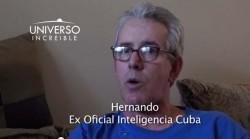Hernando ex oficial de inteligencia cubano