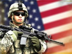 Militar usa