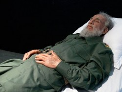 Castro muerto