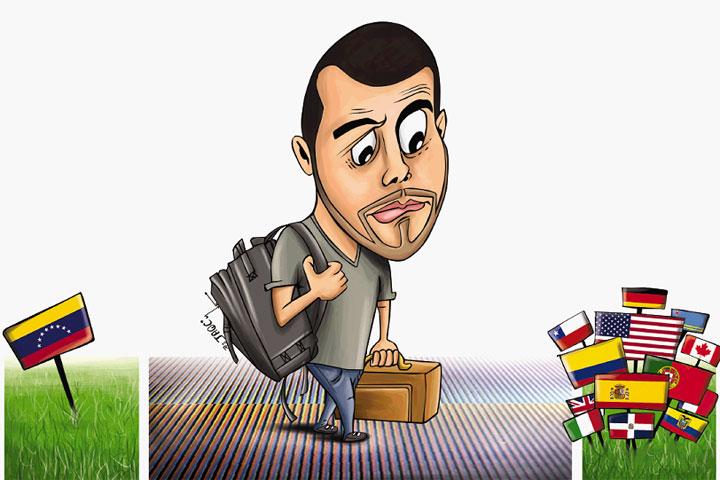 Emigracion Venezuela