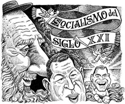socialismo del siglo xxi
