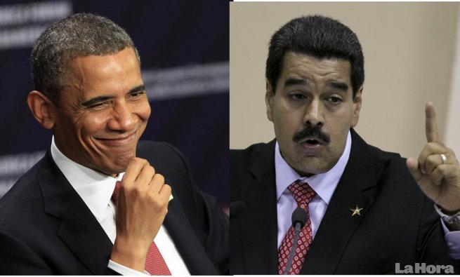 Obama Maduro