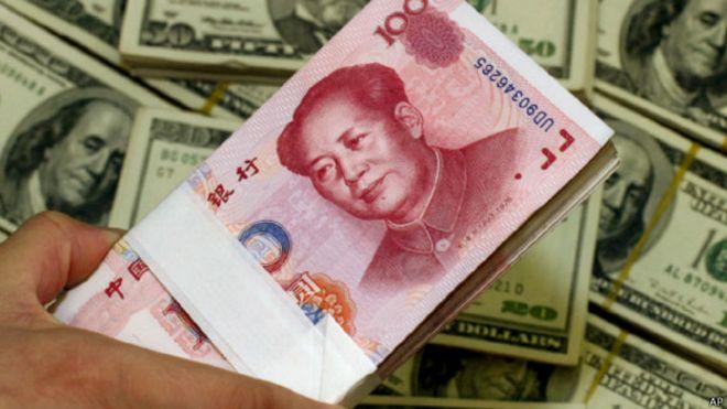 devaluacion Yuan