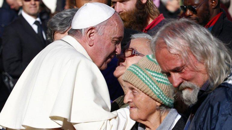 Papa y la Pobreza