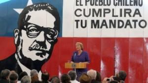 Bachelet en discurso ante comunidad chilena en Cuba
