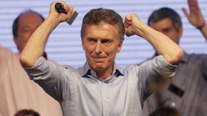 Macri gana elecciones
