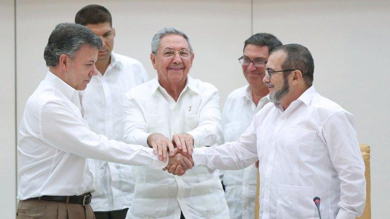 Dialogos FARC